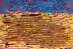 Acker01.02.200342 x 29,5 cmGouache auf Papier