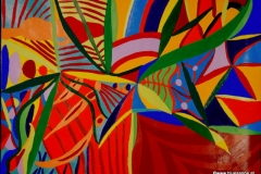 Ader13.09.201542 x 29,5 cmAcryl auf Papier