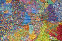 Aints10.07. - 03.08.200342 x 29,5 cmBuntstift + Tinte auf Papier
