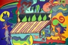 BankOfLife02.04.201242 x 29,5 cmAcryl + Plaka auf Papier