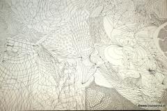 BlackOrange23.09.200763 x 44 cmTinte auf Papier