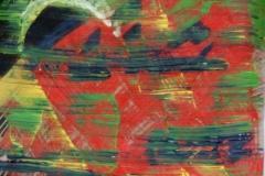 BlackHeart11.04.201242 x 29,5 cmAcryl auf Papier