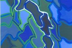 Blauen03.02.200329,7 x 21 cmAcryl auf Papier