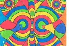 Butterfly24. - 25.02.199929,7 x 21 cmWasserfarbe auf Papier