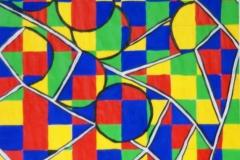 Chips09.02.  - 19.02.200341,5 x 29,5 cmAcryl auf Papier