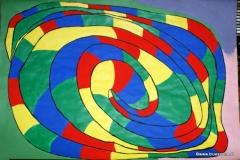 ColorSchneck28.02.201263 x 44 cmAcryl auf Papier