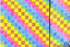 CrosswordB11.02. - 12.02.200229,7 x 21 cmBuntstift auf Papier