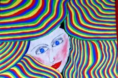 Dahinter00.00.200156 x 42 cmWasserfarbe + Filzstift auf Papier