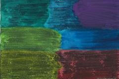 Darkquaters13.10.200129,4 x 21 cm Ölkreide + Wasserfarbe auf Papier