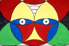 DoubleEye21.11.199942 x 29.5 cm Wasserfarbe auf Papier