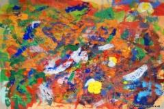 Egg05.03.200342 x 29,5 cmGouache auf Papier