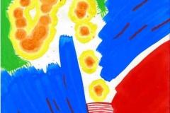 Eisspalt00.00.200129,7 x 21 cmWasserfarbe auf Papier