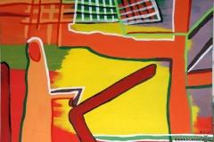 Fingertip19.02.200342 x 29,5 cmAcryl + Gouache auf Karton
