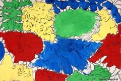 FunnyClouds15.11. - 16.11.199942 x 29.5 cm Wasserfarbe + Tinte auf Papier