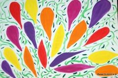 FunnyTears22.11.200142 x 29.5 cm Wasserfarbe auf Papier