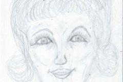 GoodLady27.02.199929,7 x 21 cmBleistift auf Papier