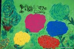 GreenFP18.01.200235 x 25 cmWasserfarbe auf Papier