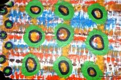 GreenRules05.11.201142 x 29,5 cmAcryl auf Papier