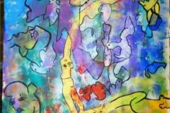 Gspensta26.09.201184,1 cm x 59,4 cmAcryl + Gouache auf Karton