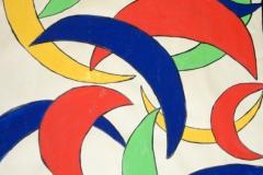Halfmoony04.11.199942 x 29,5 cmWasserfarbe auf Papier