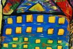 House09.01.200256 x 42 cmAcryl + Gouache auf Papier