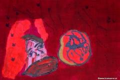 In Paradis02.09. - 06.09.201163 x 44 cmAcryl auf Papier