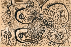 InkFloating16.06.199729,7 x 21 cmTusche auf Papier