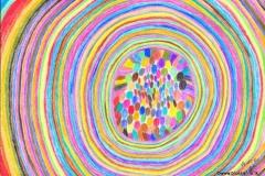 Janis14.11.200129,7 x 21 cmBuntstift auf Papier