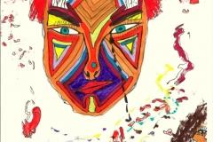 KünstlerLeben (BTTB 5)22.05.201529,7 x 21 cmAcryl + Marker auf Papier