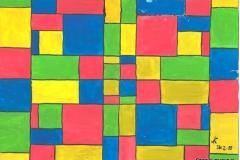 Kasteln22.02.199929,4 x 21 cm Wasserfarbe auf Papier