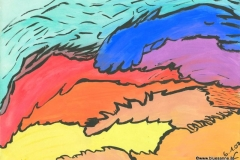 Comover06.01.200229,7 x 21 cmWasserfarbe auf Papier