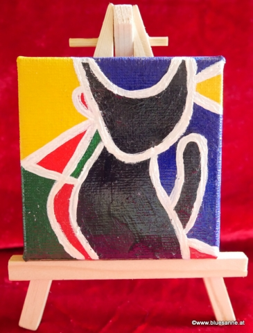 ArtBluesanne11.11.20157 x 7 cmAcryl + Varnish auf Leinwand + Staffel