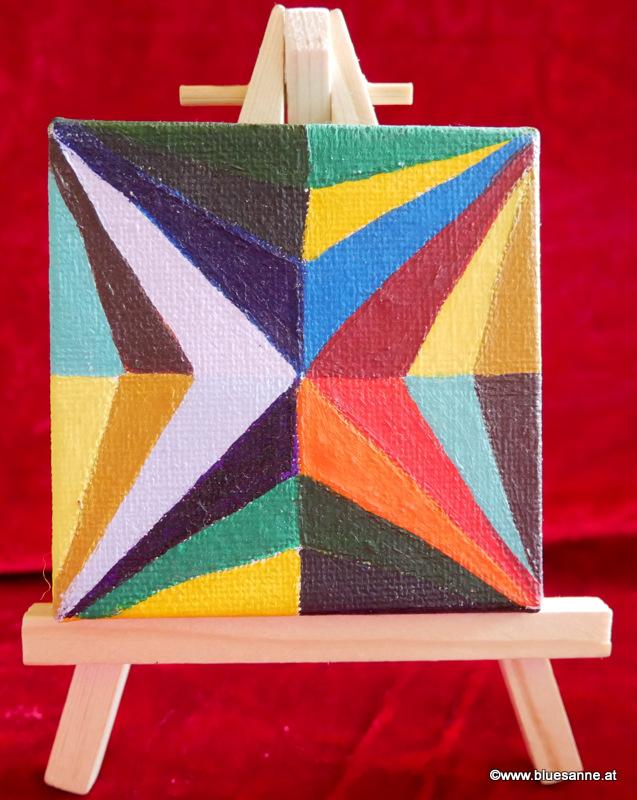 Colorstar16.03.20157 x 7 cmAcryl + Varnish auf Leinwand + Staffel