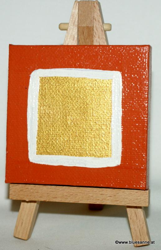 G-Quarter22.09.20117 x 7 cmAcryl + Plaka + Varnish auf Leinwand + Staffel