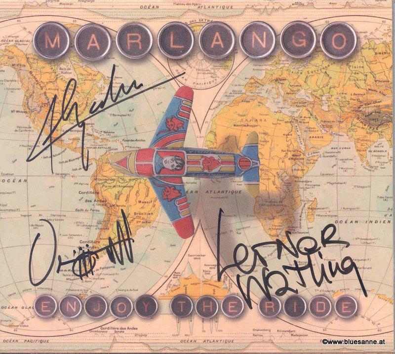 Marlango Enjoy the Ride 2003CD
