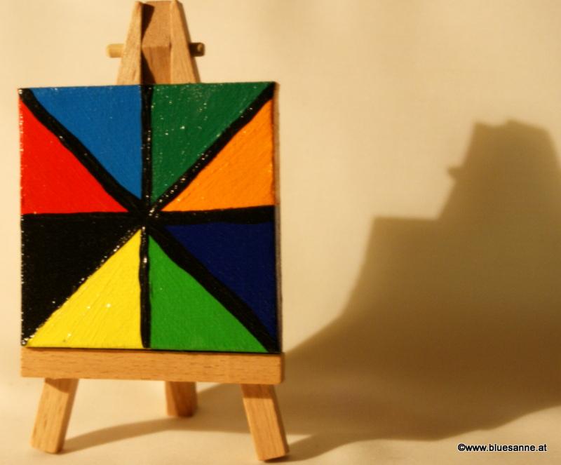 RubiQ24.09.20117 x 7 cmAcryl + Varnish auf Leinwand + Staffel