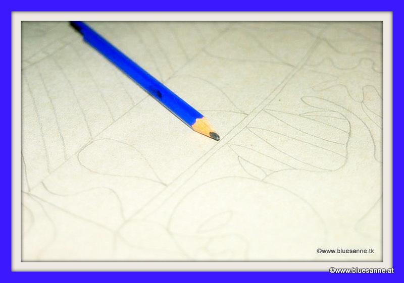 Papier und Bleistift