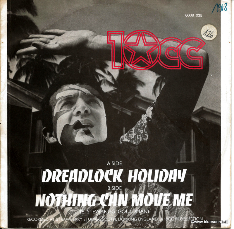 10cc ‎– Dreadlock Holiday 1978