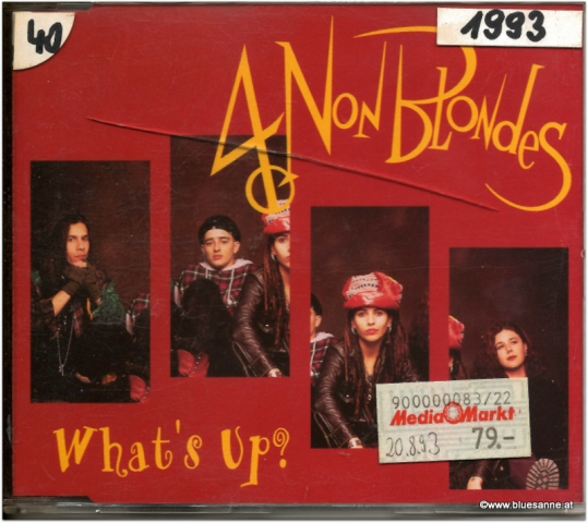 4 Non Blondes What´s up CDSingle