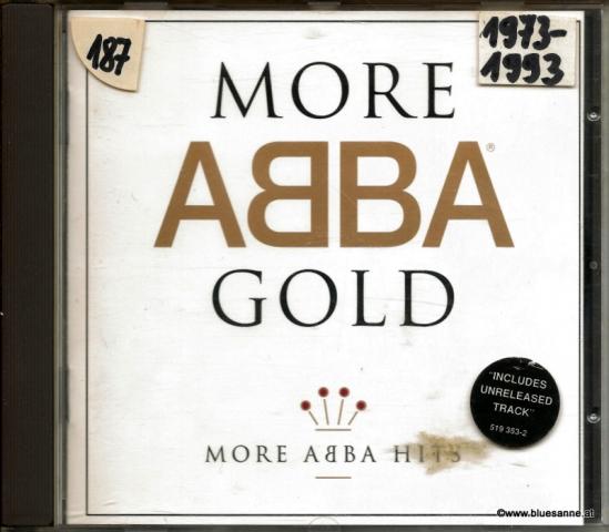 ABBA – More ABBA Gold 1993 CD