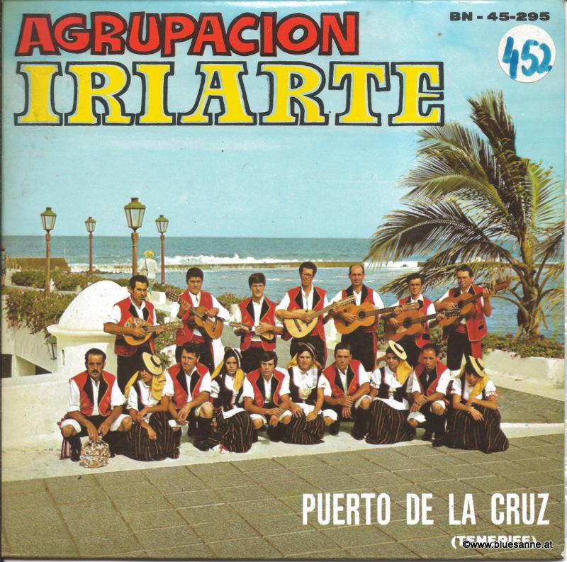Agrupación Iriarte - Bajo el risco de Martianez 1970