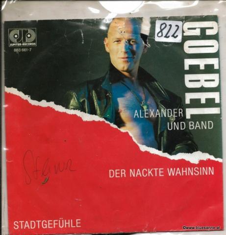 Alexander Goebel – Der Nackte Wahnsinn 1985