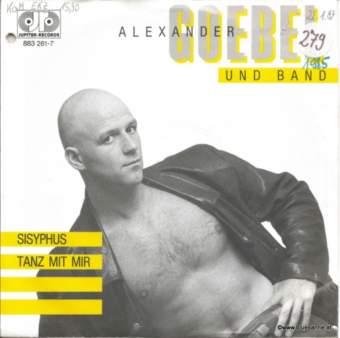Alexander Goebel Sisyphus 1985 Single