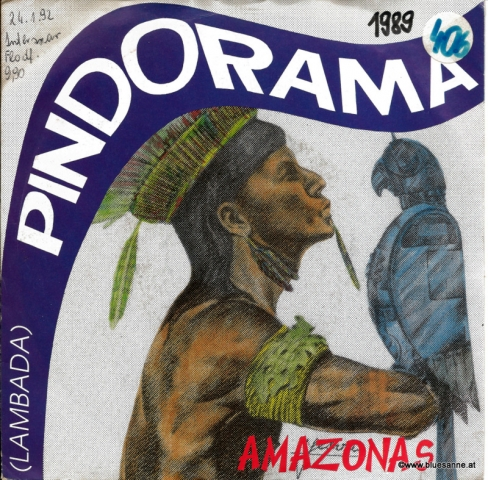 Amazonas  – Pindorama 1989