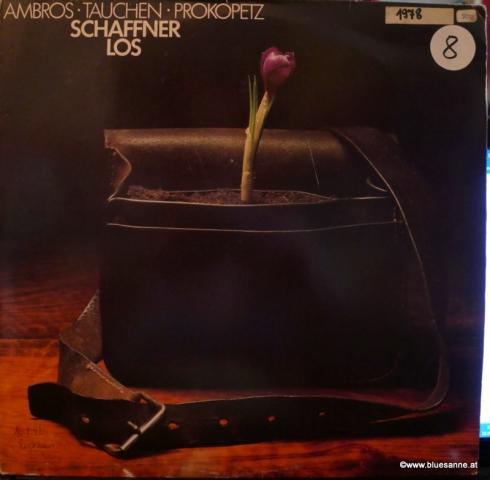Ambros Tauchen Prokopetz Schaffnerlos 1978 LP
