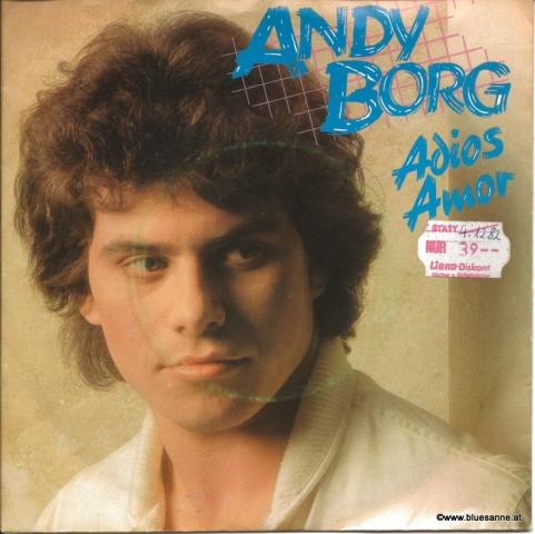 Andy Borg – Adios Amor 1982