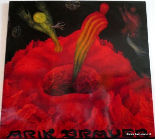Arik Brauer 1971 LP