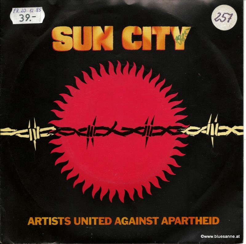 Artists United Against Apartheid – Sun City 1985