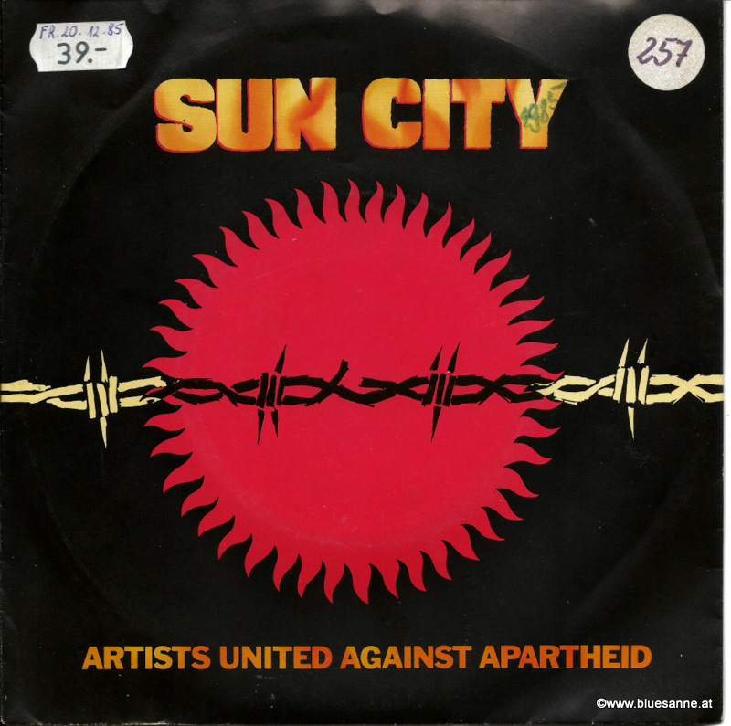 Artists United Against Apartheid ‎– Sun City 1985