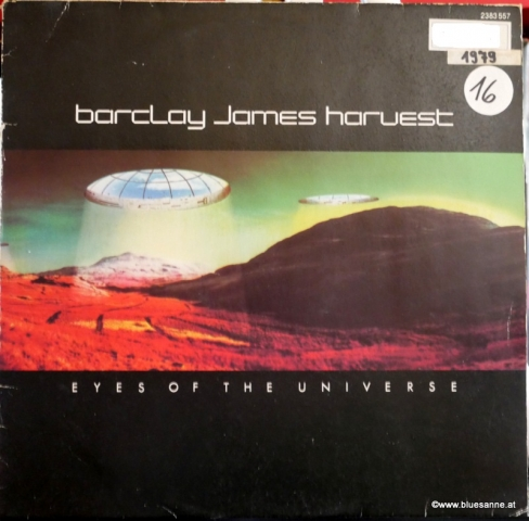 Barclay James Harvest ‎– Eyes Of The Universe 1979 LP